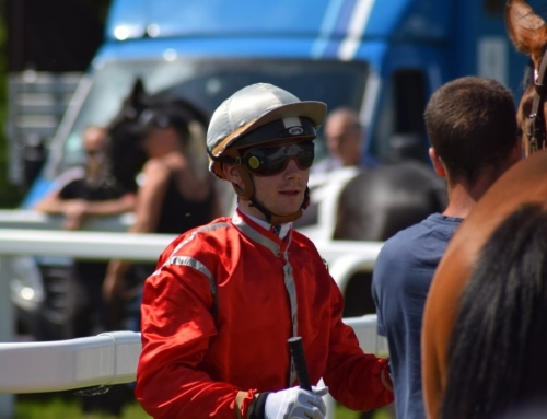 ZOOM ON… Thibault SPEICHER, jockey